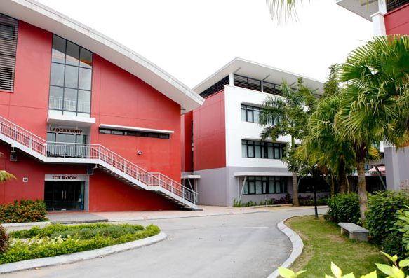 Vẻ đẹp hiện đại của trườngSong ngữ Hanoi Academy
