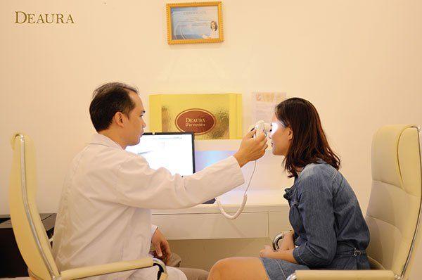 chuyên da sẽ giúp bạn có lộ trình chăm sóc da tốt nhất