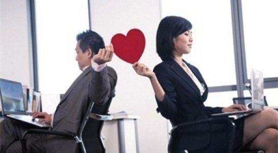 Tình yêu nơi công sở có nhiều thuận lợi