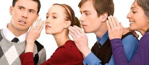 Đời tư vợ chồng công sở có thể trở thành chủ đề bàn tán của đồng nghiệp