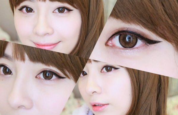 Trang điểm mắt bước tạo nên vẻ đẹp cá tính, khiến đôi mắt trở thành điểm nhấn
