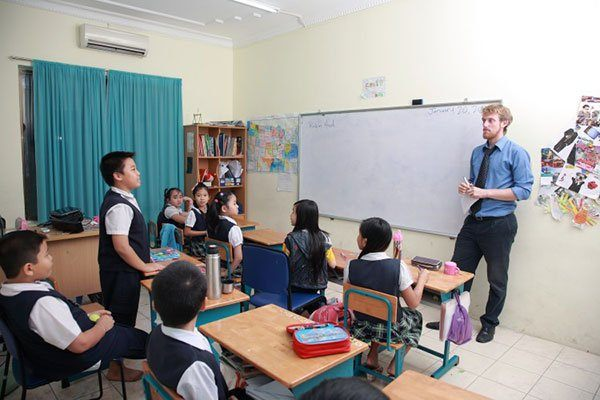 Trường quốc tế luôn có cơ sở vật chất tốt hơn so với các trường công lập