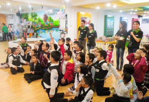Phương pháp giáo dục tạo hứng thú cho học sinh