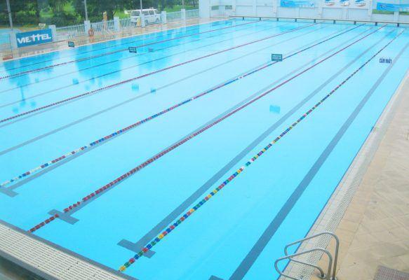 Bể bơi hiện đại bậc nhất