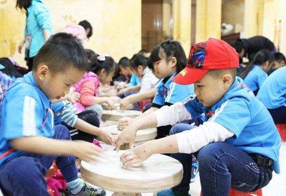 Các giờ học tạo sự hứng thú cho tất cả học sinh