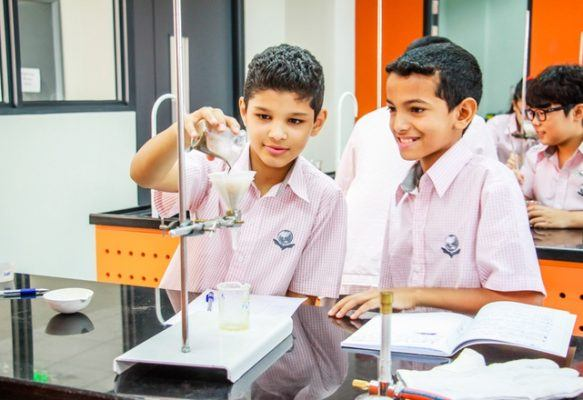 Phòng thí nghiệm khơi dậy niềm đam mê khoa học