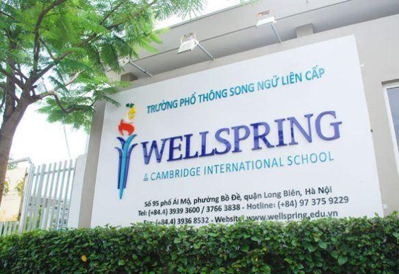 Trường Phổ thông Song ngữ Liên cấp Wellspring