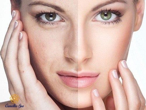 Chăm sóc da mặt bằng những nguyên liệu tự nhiên
