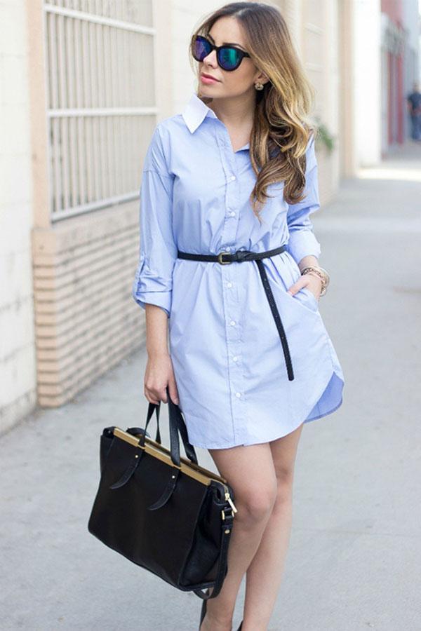 Mẫu dấu quần cá tính - Mẫu váy liễn phụ nữ tuổi 30